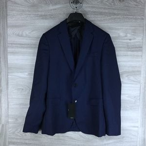 Boss Hugo Boss Virgin Wool Textured Sport Coat